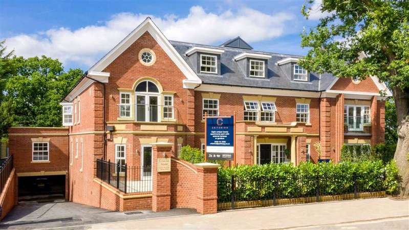 3 Bedrooms Apartment Flat for sale in Criterion, Camlet Way, Hadley Wood, Hertfordshire