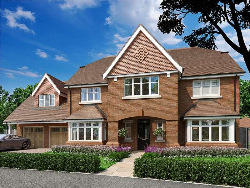 5 Bedrooms Detached House for sale in Leighwood Fields, Cranleigh, Surrey, GU6