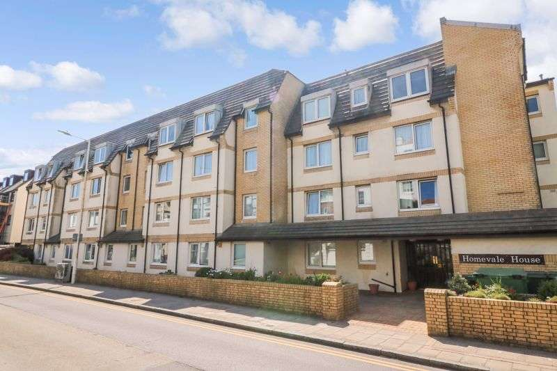 1 Bedroom Property for sale in Homevale House, Folkestone, CT20 3RS