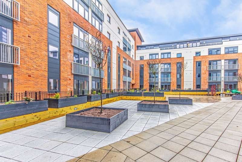 Property for rent in The Quadrant, Sand Pits, Birmingham, B1
