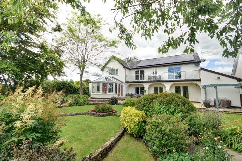 5 Bedrooms Property for sale in Waun Pentre, Llangan, The Vale of Glamorgan