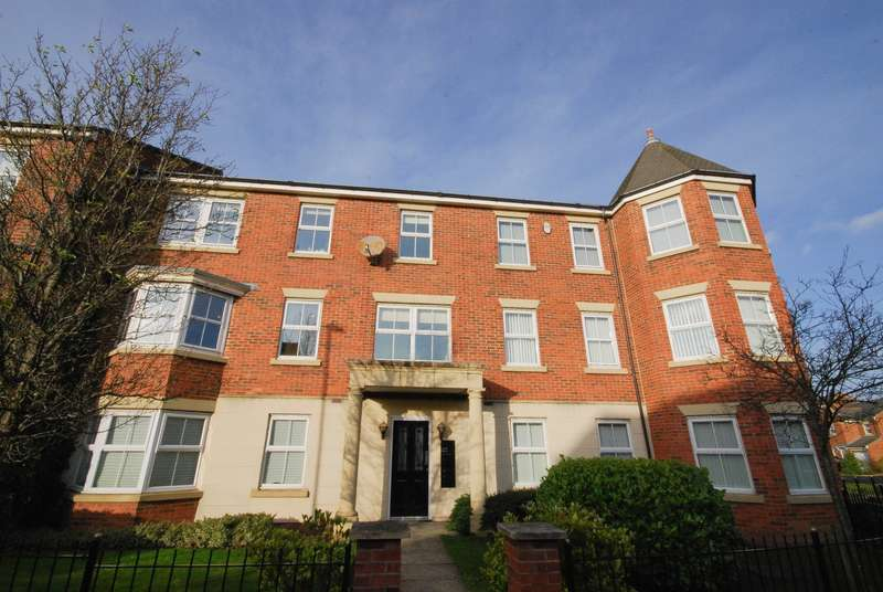 2 Bedrooms Apartment Flat for sale in Meadow Vale, Shiremoor