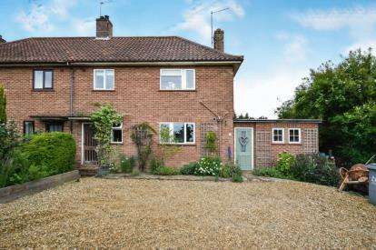 3 Bedrooms Semi Detached House for sale in Wroxham, Norwich, Norfolk