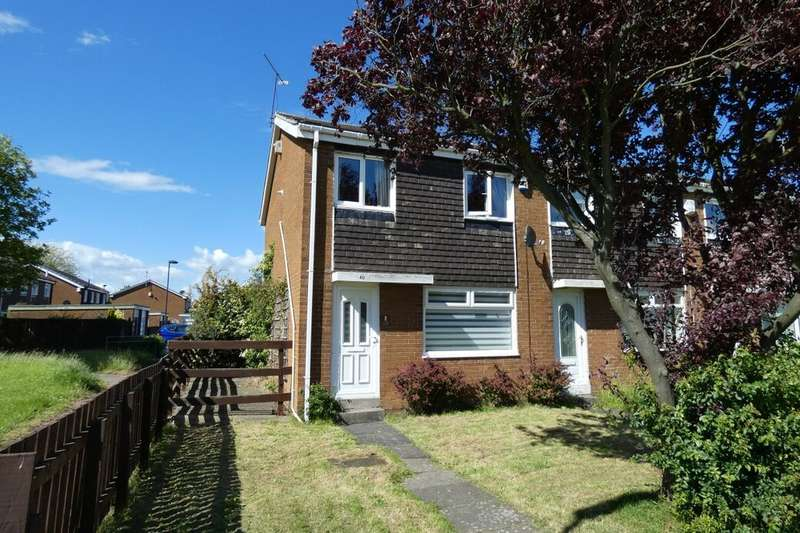 3 Bedrooms Property for rent in Marlborough Court, Kingston Park, Newcastle Upon Tyne, NE3