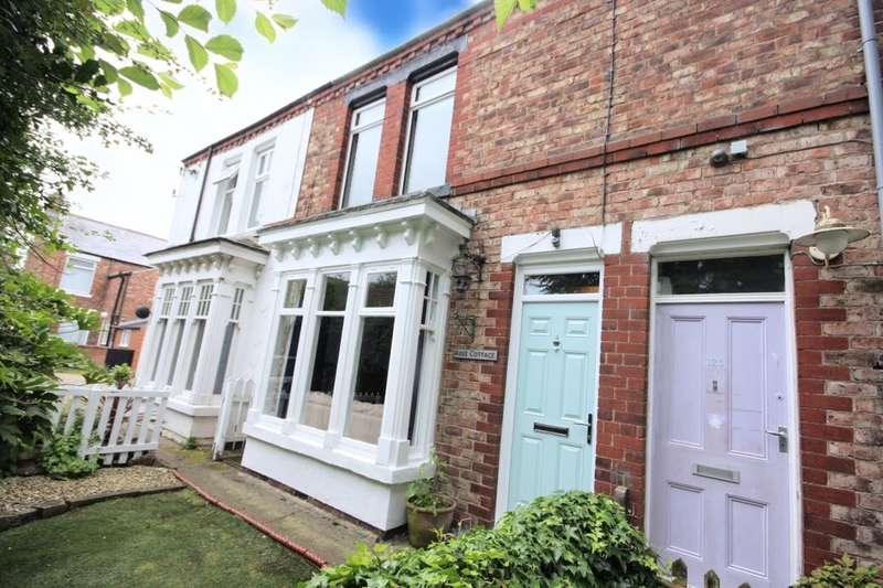 3 Bedrooms Terraced House for sale in Newton Road, Great Ayton, Middlesbrough, TS9