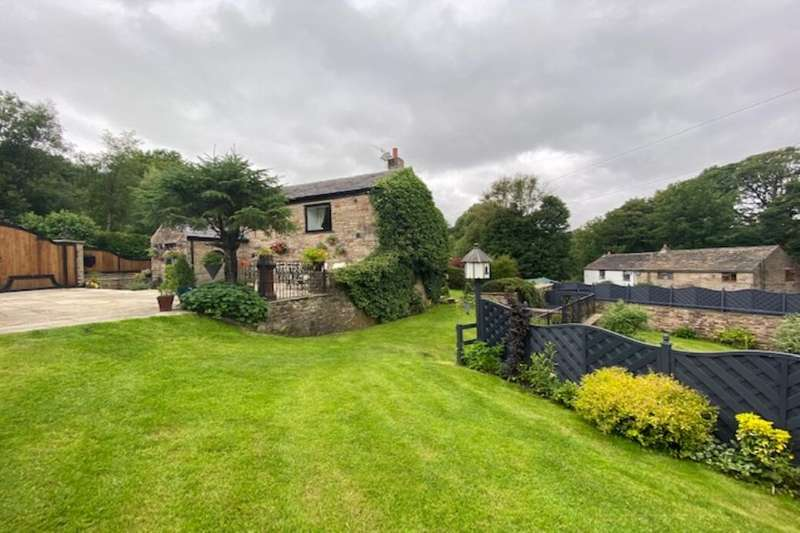 4 Bedrooms Detached House for sale in Hurstead Street, Accrington, BB5
