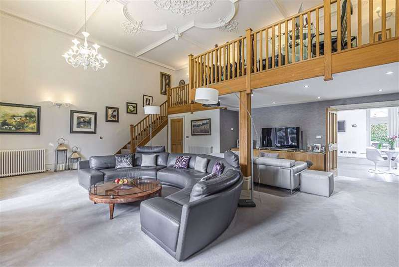 2 Bedrooms Apartment Flat for sale in Bedwell Hall, Essendon, Hertfordshire