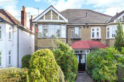 3 Bedrooms Semi Detached House for sale in Wickham Court Road, West Wickham