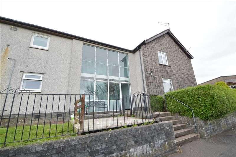 2 Bedrooms Apartment Flat for sale in Castlehill Road, Dumbarton