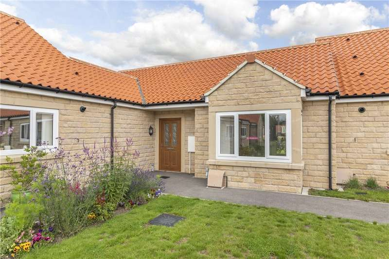 2 Bedrooms Retirement Property for sale in Mickle Hill, Pickering, North Yorkshire