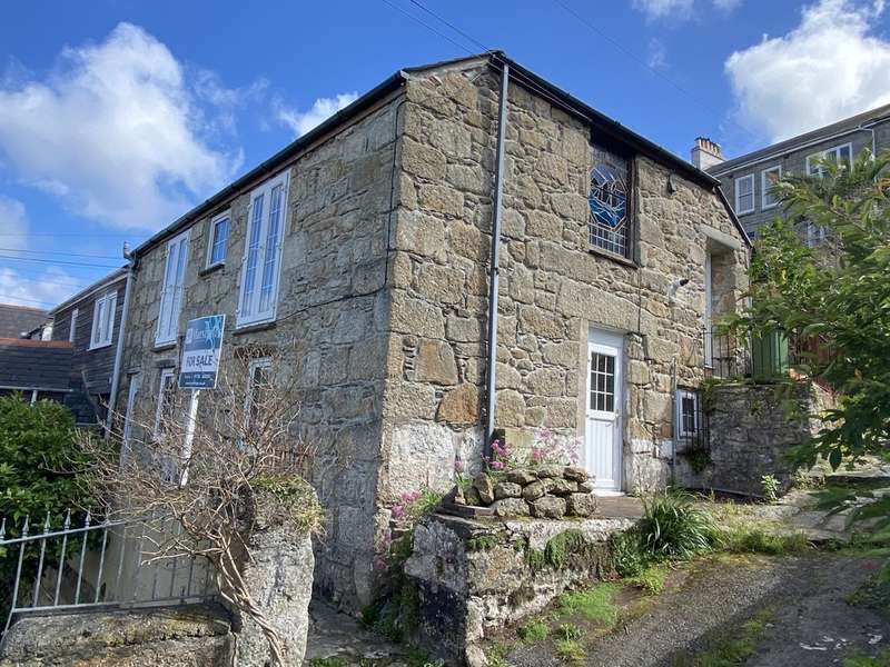 3 Bedrooms Semi Detached House for sale in St. Peters Hill, Newlyn