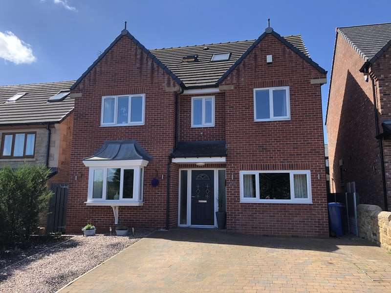 6 Bedrooms Detached House for sale in Mortomley Croft, Sheffield, South Yorkshire, S35