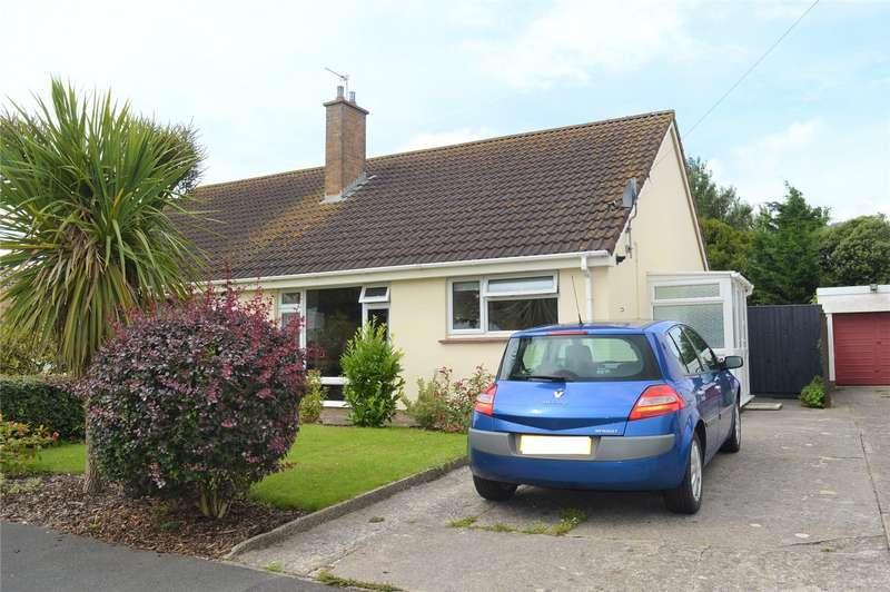 2 Bedrooms Semi Detached Bungalow for sale in Birch Lawn, Burnham-on-Sea, Somerset, TA8