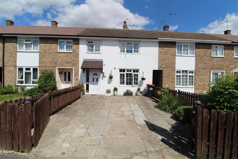 3 Bedrooms Terraced House for sale in Hillborough Crescent, Houghton Regis,