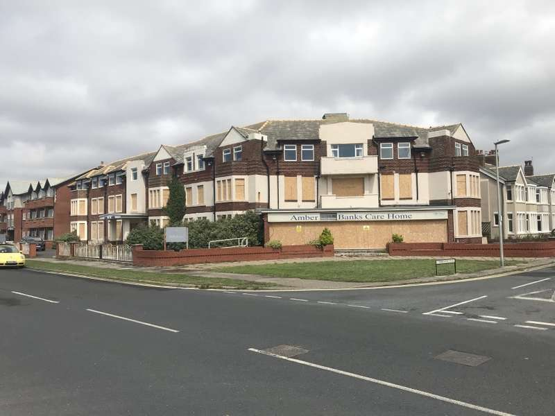 Commercial Property for sale in Former Amber Banks Care Home, 53-55 Clifton Drive, Blackpool, Lancashire
