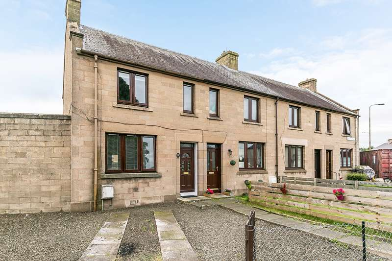 2 Bedrooms End Of Terrace House for sale in Whitecraig Crescent, Whitecraig, Musselburgh, EH21