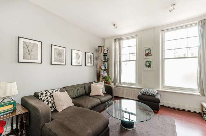 2 Bedrooms Flat for sale in Harrow Road, Westbourne Park, W9