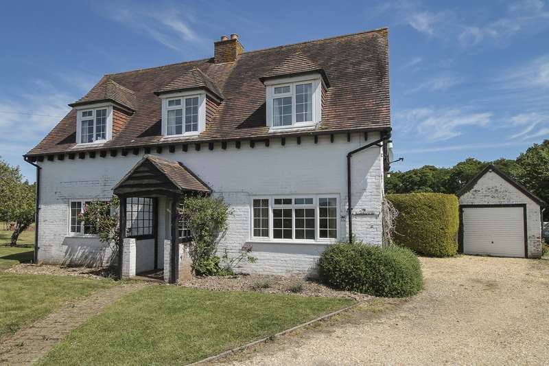 3 Bedrooms Detached House for sale in Mislingford, Hampshire
