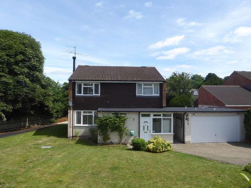 Property for sale in Old Basing, Basingstoke RG24