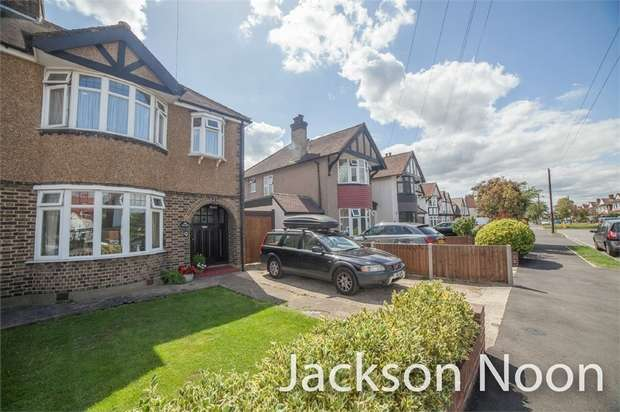 3 Bedrooms Semi Detached House for sale in Chadacre Road, Stoneleigh