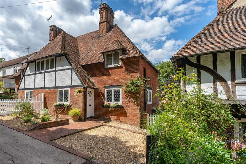 2 Bedrooms Semi Detached House for sale in Church Hill, Chilham
