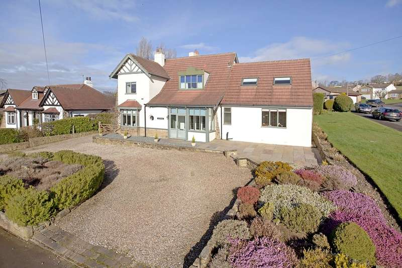 5 Bedrooms Detached House for sale in Lucy Hall Drive, Baildon