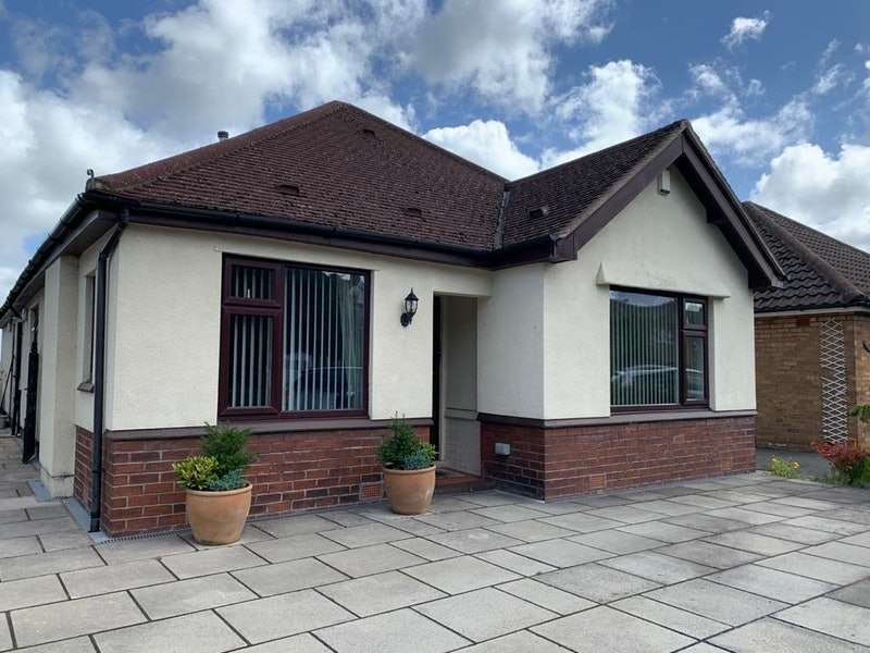 3 Bedrooms Bungalow for sale in Southport Road, Ormskirk, Lancashire, L40