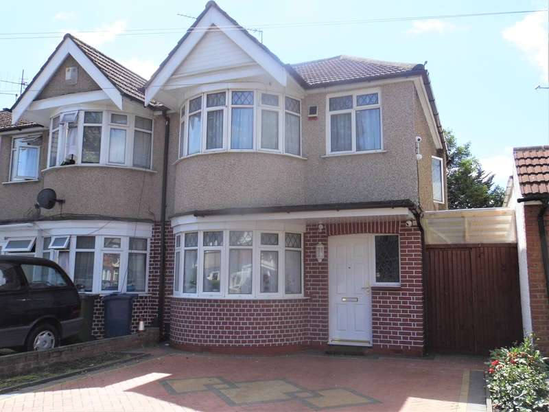3 Bedrooms End Of Terrace House for rent in Ravenswood Crescent, Harrow, HA2