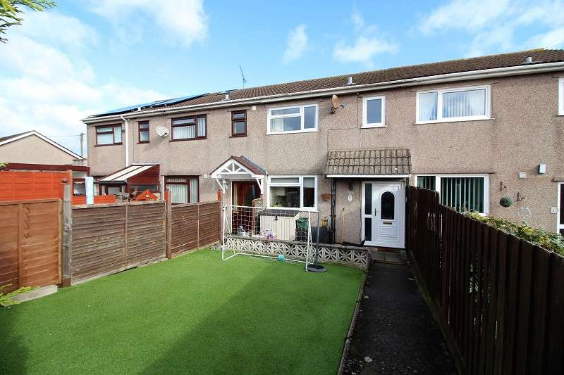 3 Bedrooms Terraced House for sale in St. Marys Crescent, Rogiet