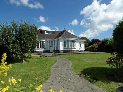 4 Bedrooms Detached House for sale in St. Mabyn, Bodmin, Cornwall