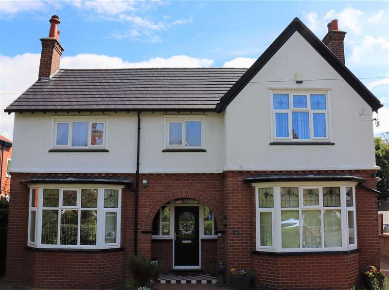 4 Bedrooms Detached House for sale in Oxford Road, Lytham St Annes