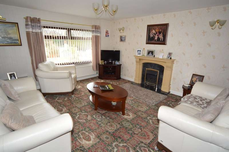 3 Bedrooms Semi Detached House for sale in Ireleth Road, Askam-in-Furness