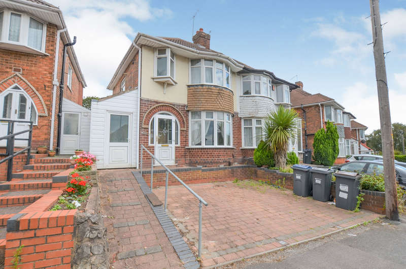 3 Bedrooms Semi Detached House for sale in Rocky Lane, Great Barr