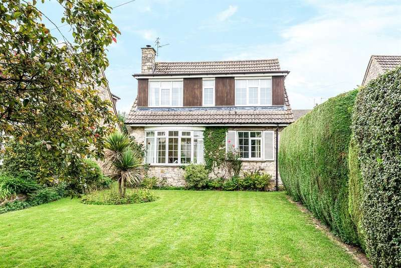 3 Bedrooms Detached House for sale in Weedling Gate, Stutton, Tadcaster, LS24 9BS