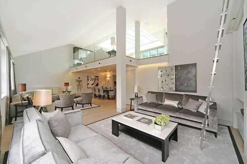4 Bedrooms Maisonette Flat for rent in Princes Gate, South Kensington, SW7