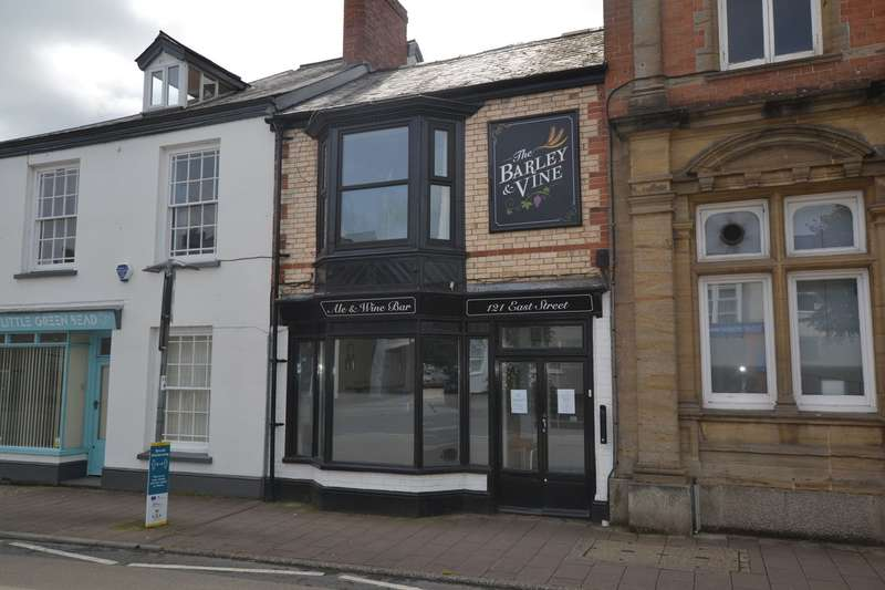 3 Bedrooms Commercial Property for sale in East Street, South Molton, EX36