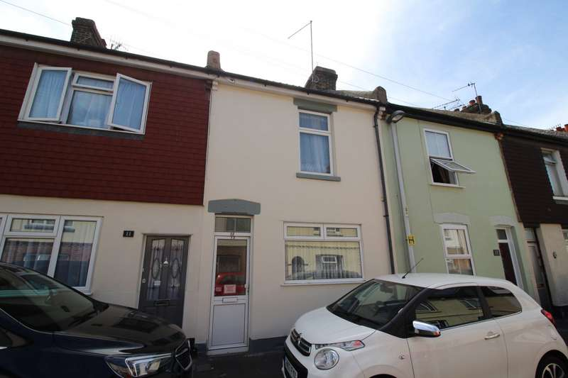 2 Bedrooms House for sale in Albert Road, Chatham, Kent, ME4