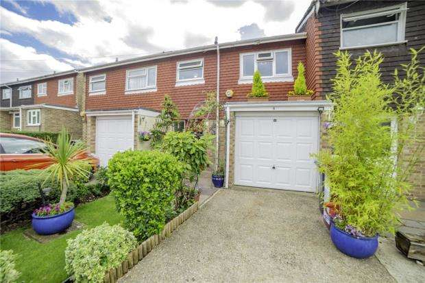 3 Bedrooms Terraced House for sale in Salford Close, Reading, Berkshire