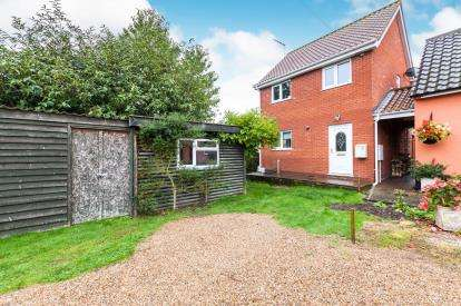 2 Bedrooms Detached House for sale in Heveningham, Halesworth