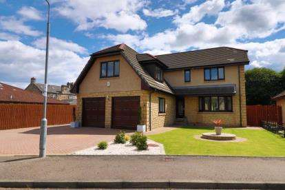 5 Bedrooms Detached House for sale in Howiegate Gardens, Markinch