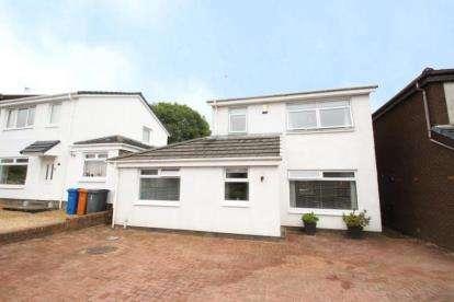 4 Bedrooms Detached House for sale in Alder Road, Milton of Campsie, Glasgow, East Dunbartonshire