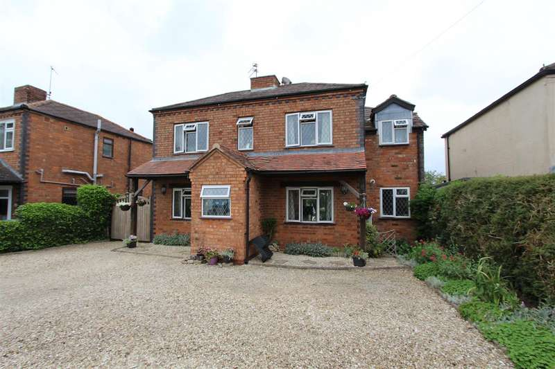 4 Bedrooms Detached House for sale in Deppers Bridge, Southam