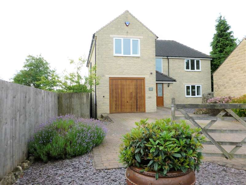 4 Bedrooms Detached House for sale in Chadwick Nick Lane, Fritchley, Belper