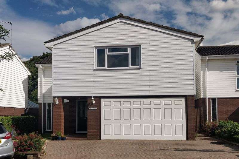 5 Bedrooms Property for sale in Blackmore, Letchworth Garden City