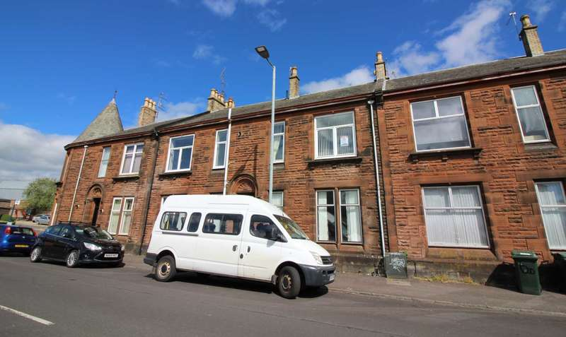 2 Bedrooms Flat for rent in Fullarton Street, Kilmarnock