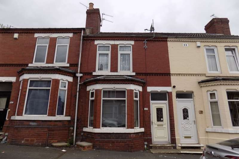 3 Bedrooms Terraced House for sale in Alexandra Road, Doncaster, DN4