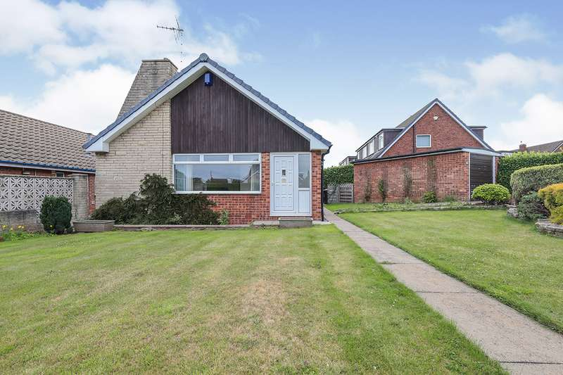 3 Bedrooms Detached Bungalow for sale in Casson Drive, Harthill, Sheffield, South Yorkshire, S26