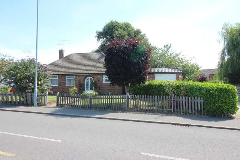 3 Bedrooms Bungalow for sale in Hitchin Road, Luton, Bedfordshire, LU2 7UF