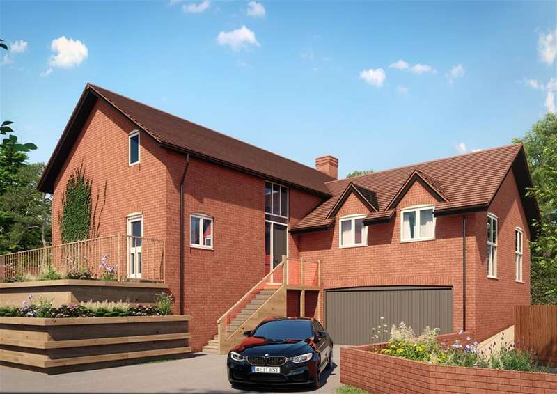 5 Bedrooms Detached House for sale in Bear Hill, Alvechurch, Birmingham, B48 7JX