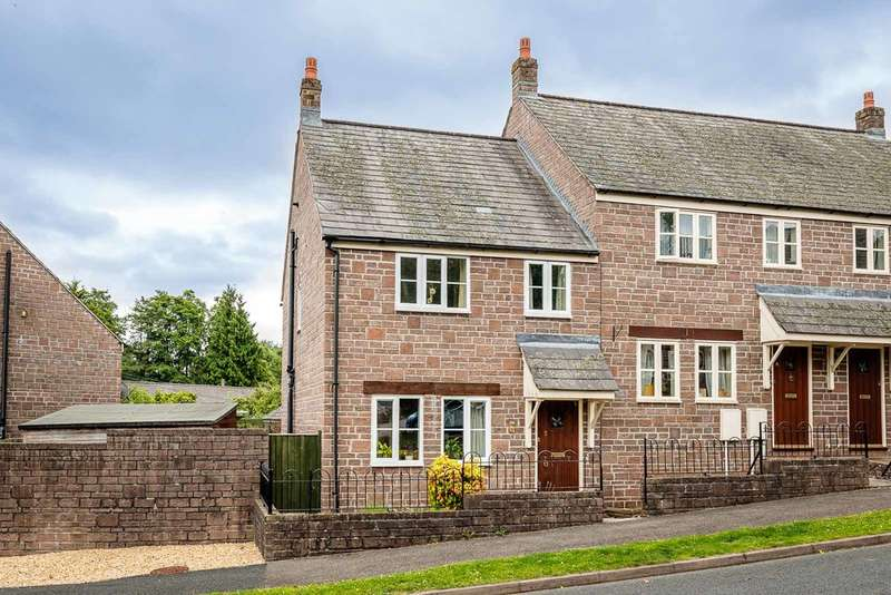 3 Bedrooms End Of Terrace House for sale in Butlers Mead, Blakeney